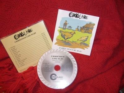 Křest CD Cirkuláre 2014